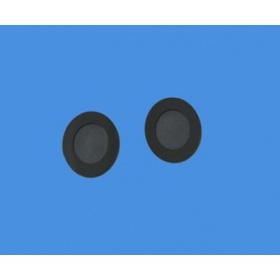 Si 无衍射基板(打圆孔)