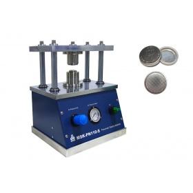 小型气动纽扣电池封装机--MSK-PN110-S