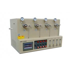小型4通道管式炉(炉管直径25mm,温度1700℃