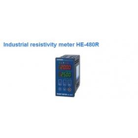 日本HORIBA ub8优游登录娱乐官网业在线电阻率监测仪HE-480R