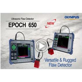 奥林№巴斯便携式超声探伤仪EPOCH 650