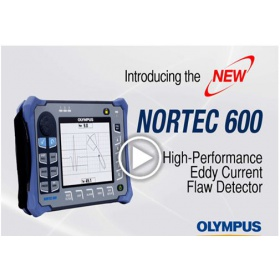 奥林巴斯便携式电涡流裂纹探伤仪NORTEC 600