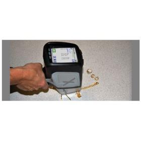 奥林巴斯用于检测贵金属的DELTA手持式XRF分析仪