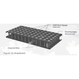 Carbon Vision   CA系列 碳纤维面包板/光学平台