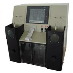 XF-6536B自动双管石油产品蒸馏试验仪