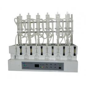 食品检测用智能一体化蒸馏仪