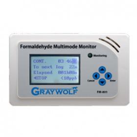 FM801多模式甲醛检测仪