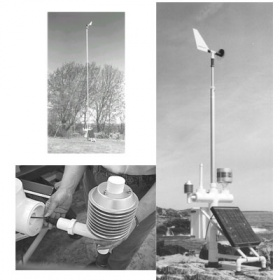 美国RainWise EDL自动气象站