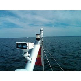 美国AirMar WX系列船载气象站