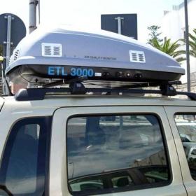 Unitec ETL-BUS多参数空气质量监测仪