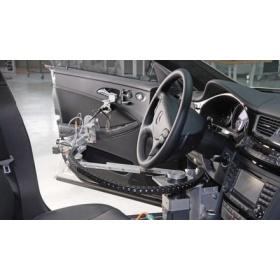 Kuebrich先進的 iCDT 車門試驗系統