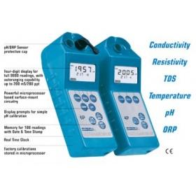 6P 6参数便携式pH/电导率仪