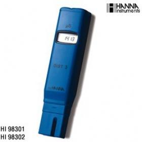 筆式總溶解固體(TDS)測定儀HI98302/HI98301