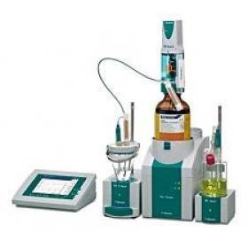 瑞士万通852库仑法/容量法卡式水分测定仪