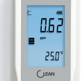 CLEAN FCL30 余氯测试计