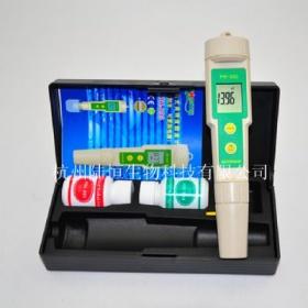 酸度计 手持式PH计 酸碱度检测仪 笔试酸度计 可更换电极PH-033