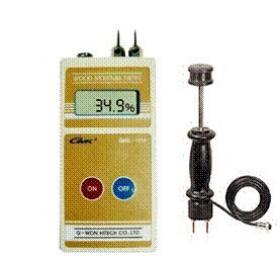 韩国G-WON GMK-1010N木材水份测定仪(可显示温度)