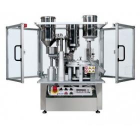 意大利-宝娜佩斯 二合一/三合一全自动实验型胶囊填充机