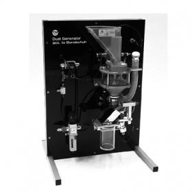 粉尘气溶胶系统