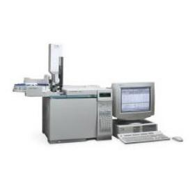 二手安捷伦气相质谱仪Agilent 6890-5973 GC/MS 气质联用仪