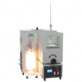 昌吉SYD-6536石油产品蒸馏试验器(前置式)