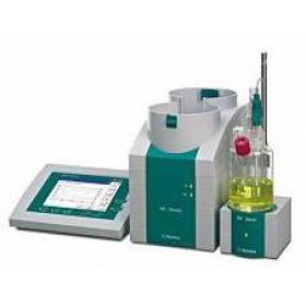 瑞士万通 库仑法卡氏水份测定仪 851