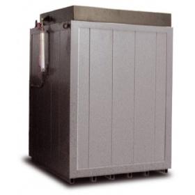 空气循环井式炉