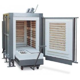 台车炉--烧制和烧结