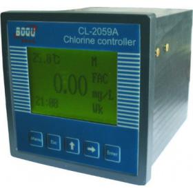 上海博取CL-2059A型+上海博取在线余氯分析仪