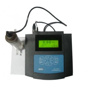 上海博取SJS-2083型+上海博取便携台式中文酸碱浓度计