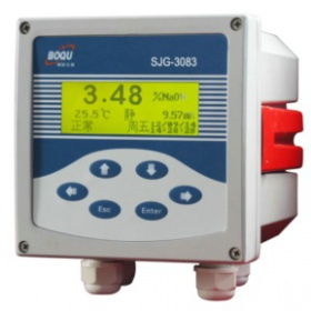 SJG-3083工业酸浓度计酸碱浓度计