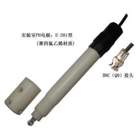上海博取+E201-C实验室PH复合电极 台式PH复合电极 台式PH计探头 生产厂家 报价