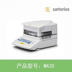 赛多利斯MA35水分仪 MA35水分测定仪