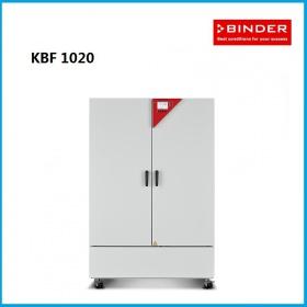 德國Binder 賓得 恒溫恒濕箱 KBF 1020