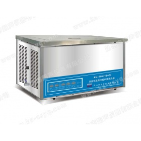 舒美牌KQ-500GVDV型恒温双频超声波清洗器