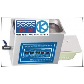 台式三频数控超声波清洗器KQ-100VDE