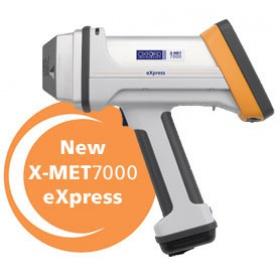 英国牛津 X-MET7000 eXpress 手持式XRF元○素分析仪