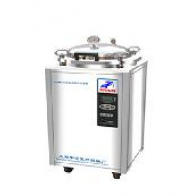 申安LDZX-30FBS 30升翻盖式不锈钢立式压力蒸汽灭菌器