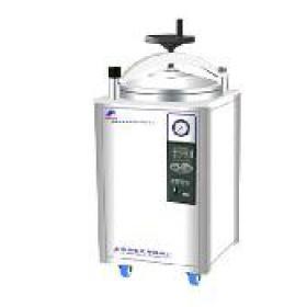 申安LDZH-100KBS 100升不锈钢立式大容积压力蒸汽灭菌器