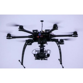 全自动无人机高光谱成像系统