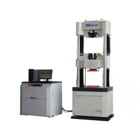 WAW-100/200/300微机控制电液伺服万能试验机