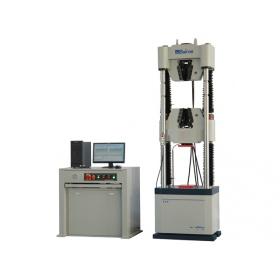 WAW-600微机控制电液伺服万能试验机(钢绞线机型)