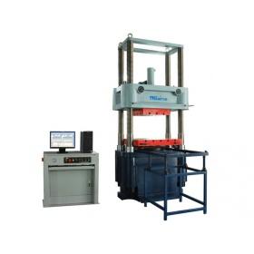 上海百若YAW-5000微机控制长柱式压力试验机