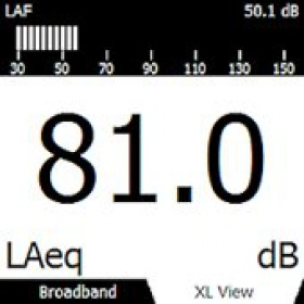 【声级计软件】Bruel & Kjaer BZ-7130 声级计软件