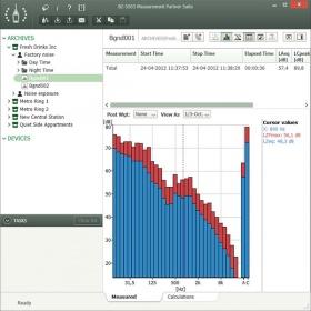 【分析仪应用软件】Bruel & Kjaer BZ 5503手持式分析仪应用软件