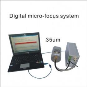威思曼数字化35um微焦斑X射线系统
