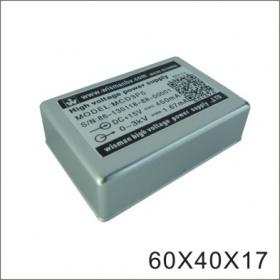 3KV 正极性 15ppm低温漂 电子显微镜高压模块