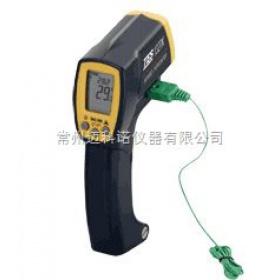 TES-1327K 红外线温度计+K型热电偶