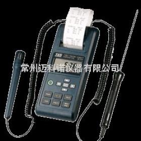 TES-1362 列表式温湿度计