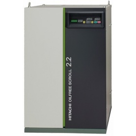 日立SRL-2.2MB5C无油涡旋空压机